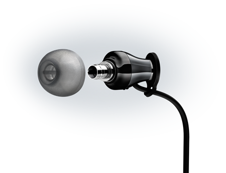 Sennheiser Momentum In-Ear Android Black Chrome