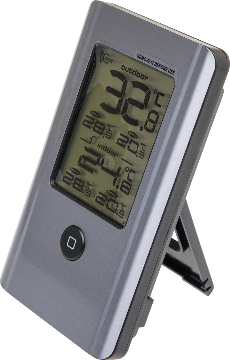 Wireless Indoor and Outdoor Thermometer  Trådlös termometer (inne ... 099c48e78ac81