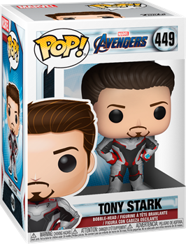 Funko POP Marvel - Tony Stark Endgame