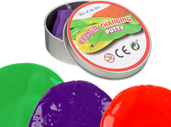Putty Colour Changing 60 g Assorted Colour