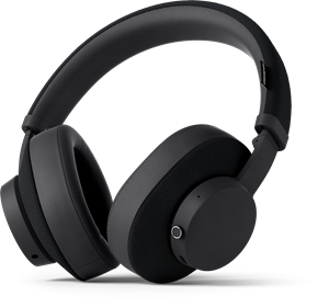 Urbanears Pampas Charcoal Black