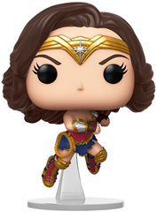 Funko POP DC - Wonder Woman Flying