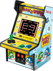 My Arcade Retro Bubble Bobble