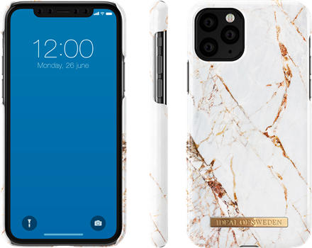 iDeal of Sweden Fashion Case iPhone X/XS/11 Pro Carrara Gold