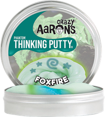 Crazy Aaron Thinking Putty Foxfire Phantom