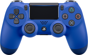 Sony Dual Shock 4 Controller V2 Wave Blue (PS4) (Original)