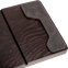 Glorious PC Gaming Race Wooden Keyboard Wrist Pad - Full Size Onyx