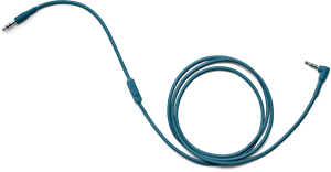Urbanears Audio/Mic Cable Indigo