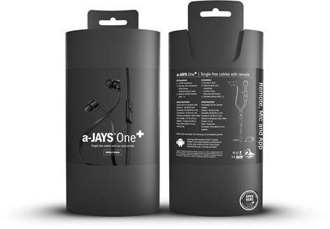 Jays a-JAYS One+ Black