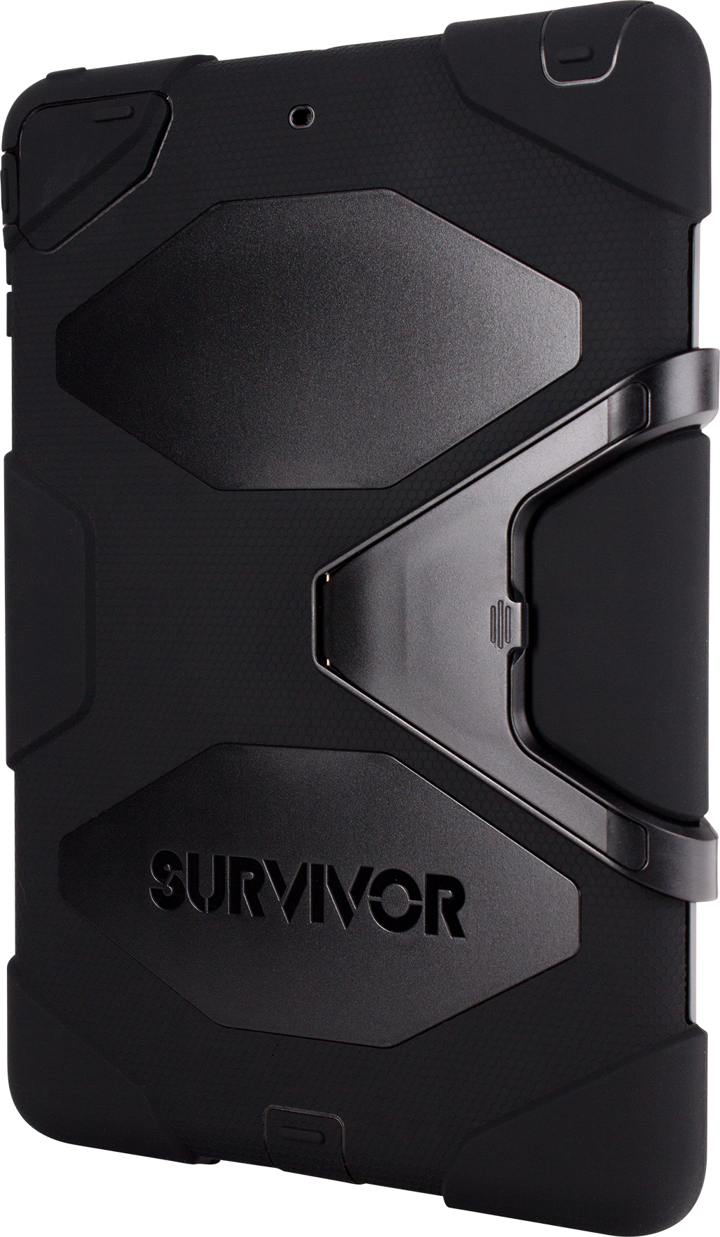 Läs mer om Griffin Survivor iPad Air Black
