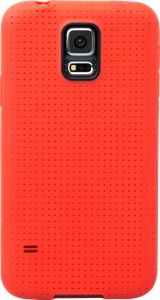 iZound Dot Case Samsung Galaxy S5 Red