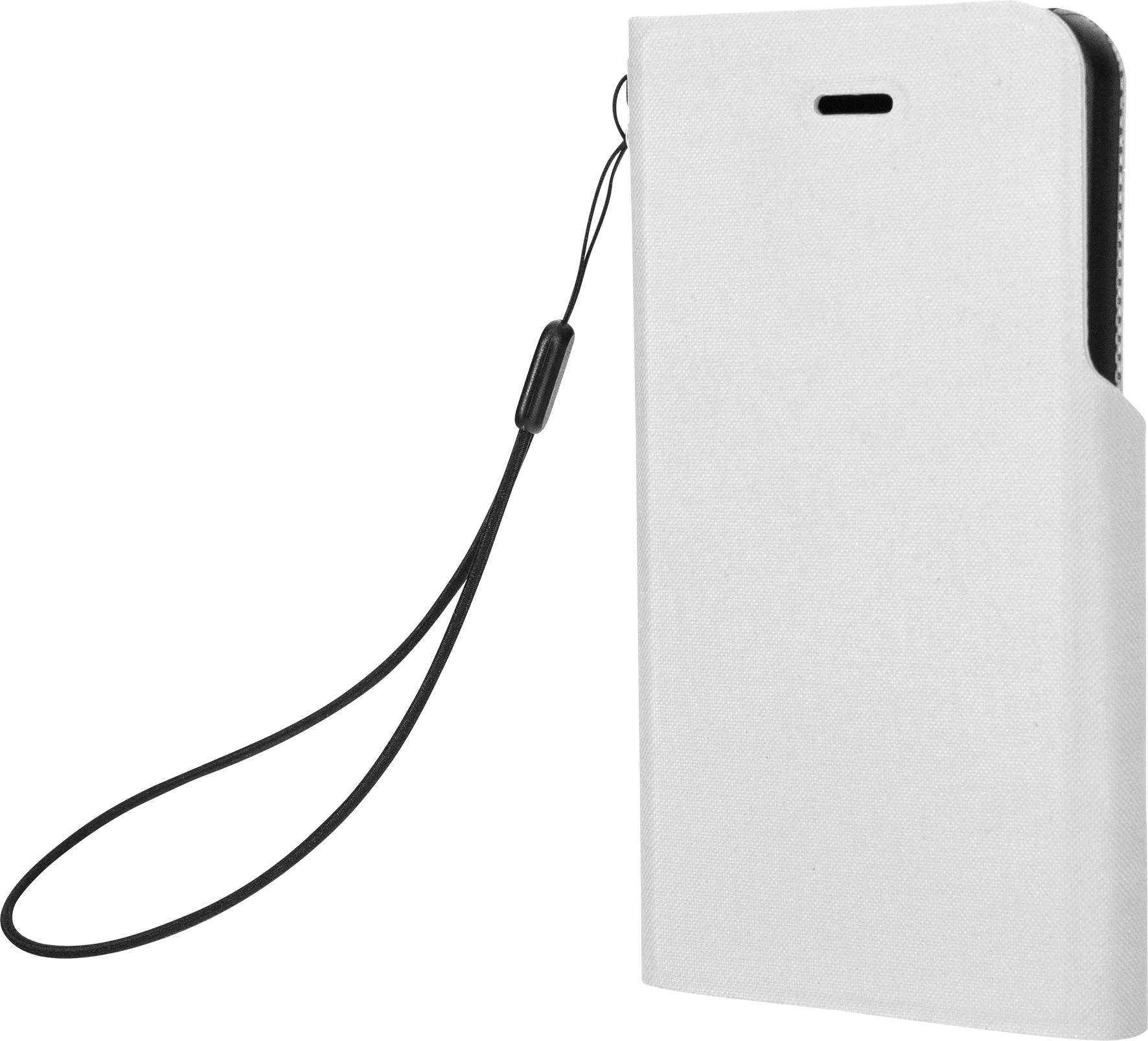 Läs mer om Xqisit Folio Case Tijuana iPhone 6 Plus White
