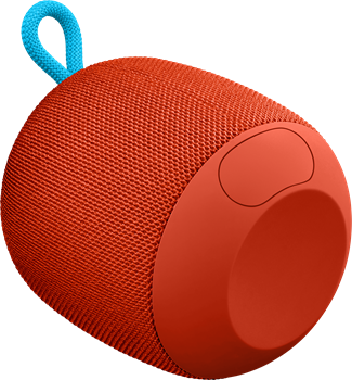 UE Wonderboom Fireball Red