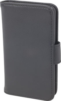 iZound Leather Wallet Case Sony Xperia Z1 Compact Black