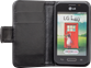 iZound Wallet Case LG L40 Black
