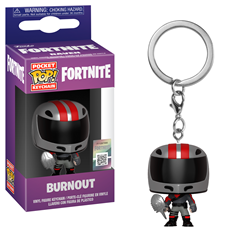 Funko POP Keychain Fortnite - Burnout