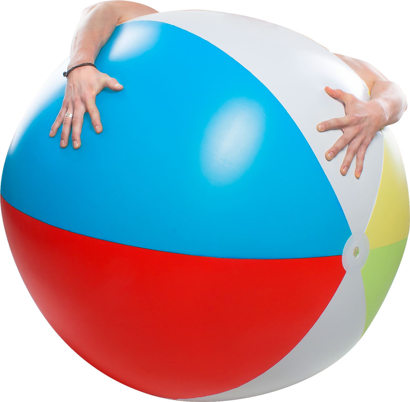 Läs mer om Giant Beach Ball
