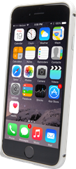 iZound Alu Bumper iPhone 6 Silver