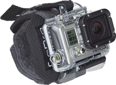 GoPro HERO3 Wrist Housing