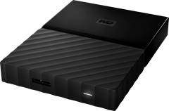 WD My Passport 2TB Black