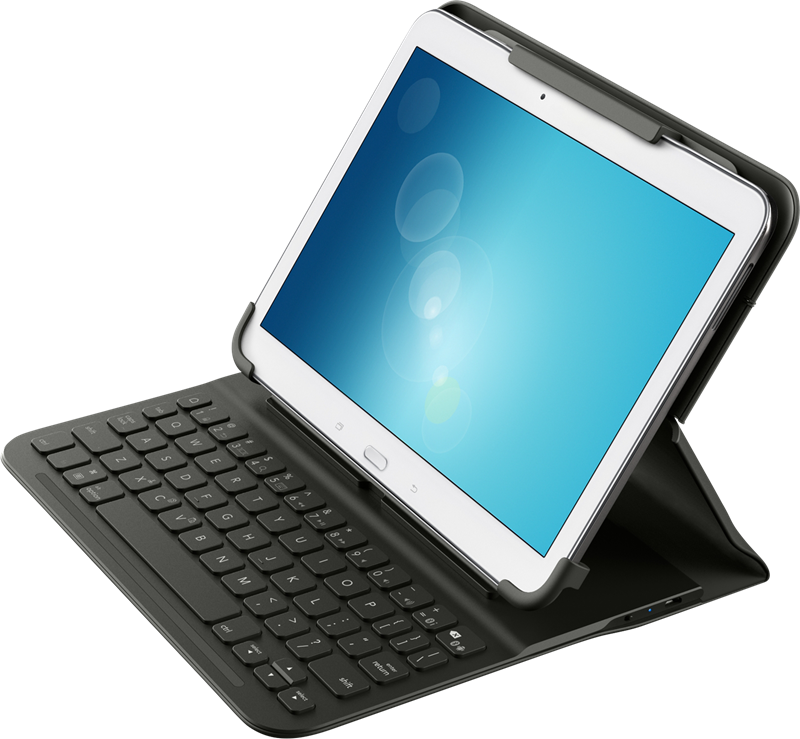 """Belkin Bluetooth Keyboard Pairing Android: Belkin Universal Android And IOS Keyboard 10"""""""