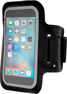 iZound Slim Armband iPhone 6/6S/7/8 Black