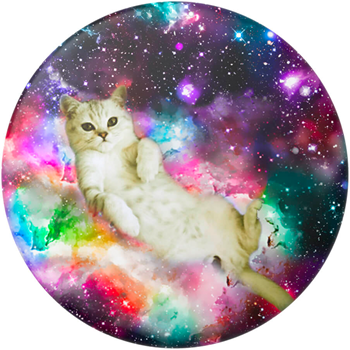 PopSockets PopGrip Interpurrlactic