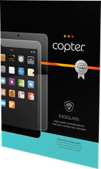 Copter Exoglass iPad Air