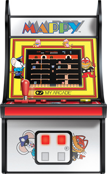 My Arcade Retro Mappy
