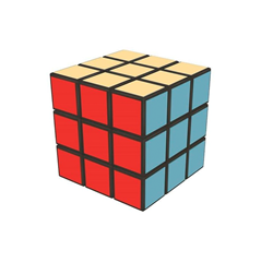 Magic Cube Approved by Rubiks