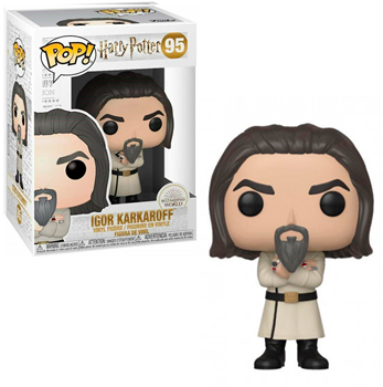 Funko POP Harry Potter - Igor Karkaroff
