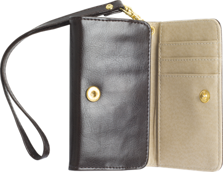 iZound Purse Case iPhone 5 Brown