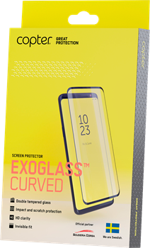 Copter Exoglass Curved Edge Glue Samsung Galaxy S20