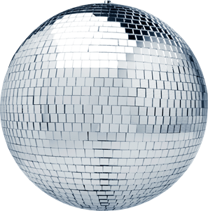 Disco Mirror Ball 30cm