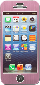 iZound Alu-Suite iPhone 5/5S Pink