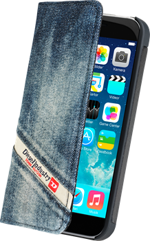 Diesel Cosmo Booklet Case iPhone 5/5S