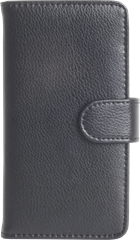 iZound Leather Wallet Case HTC One Black