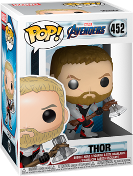 Funko POP Marvel - Thor Endgame