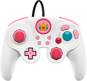 Switch Smash Controller - Peach