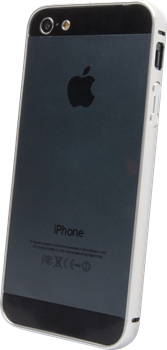 iZound Alu Bumper iPhone 5/5S Silver