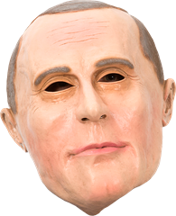 Latex Mask Vladimir Putin