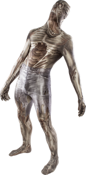 Morphsuit The Zombie XL