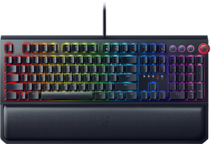 Razer BlackWidow Elite Yellow Switch