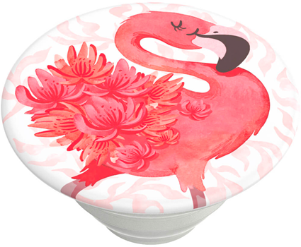 PopSockets PopGrip Flamingo a Go Go