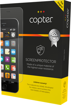 Copter Screenprotector Samsung Galaxy S10 Plus