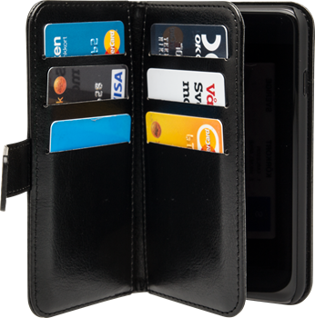 iZound Wallet Case Multi iPhone 7/8/SE Black