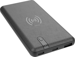 Avity Powerbank 6000mAh Wireless Qi