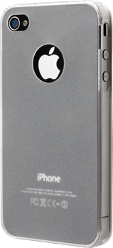 iZound Thin-Case iPhone 4/4S Transparent