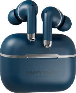 Happy Plugs Air 1 ANC Blue