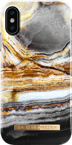 iDeal of Sweden Fashion Case iPhone X/XS Outer Space Agate